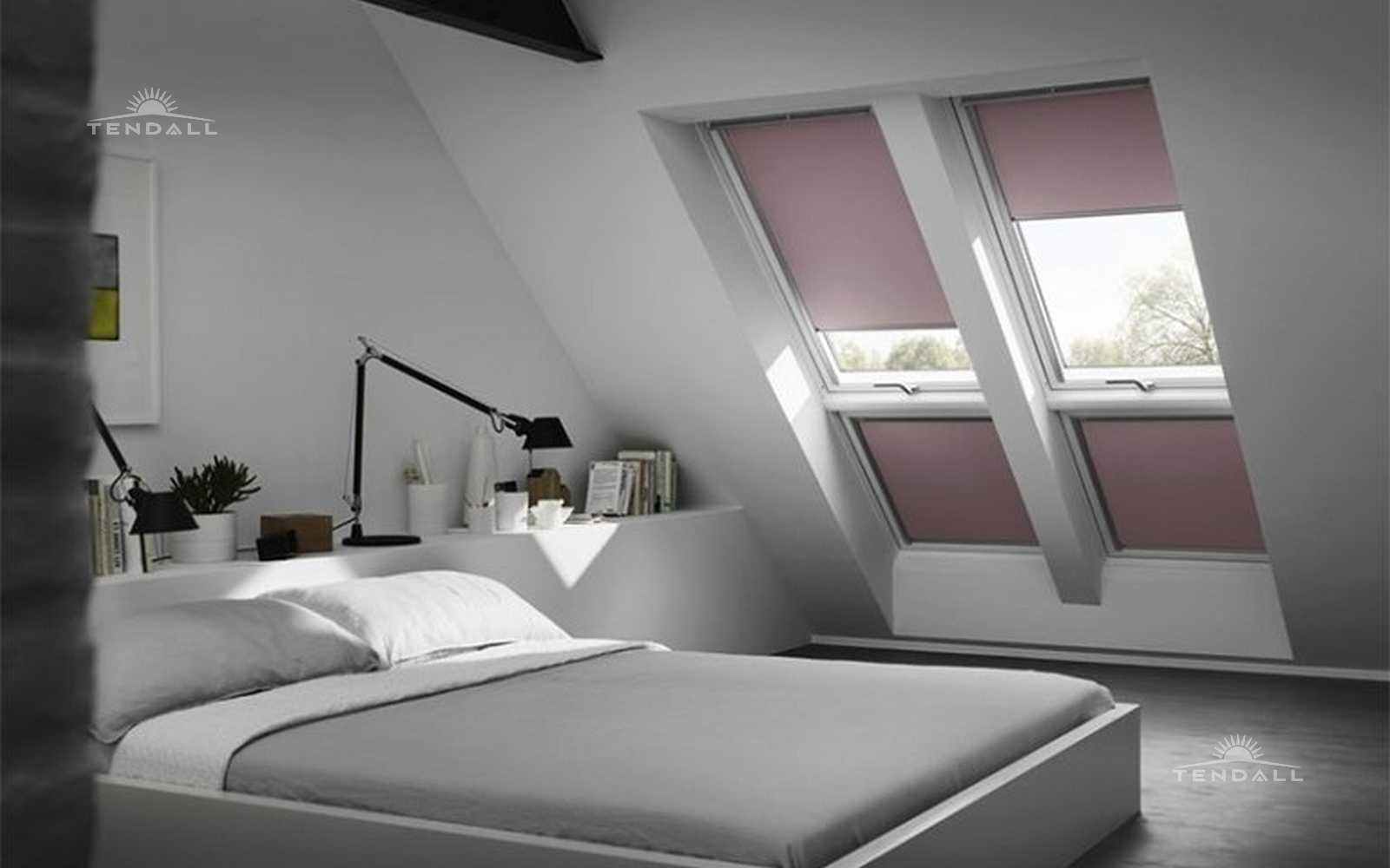 Tende per lucernari tendall - Tende per finestre da tetto ...