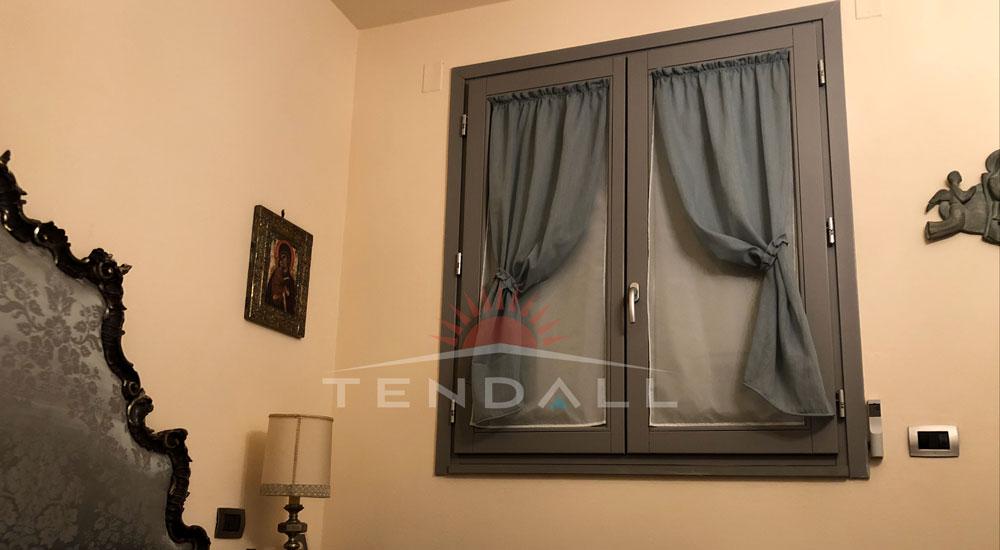 tende da interno a vetro classico