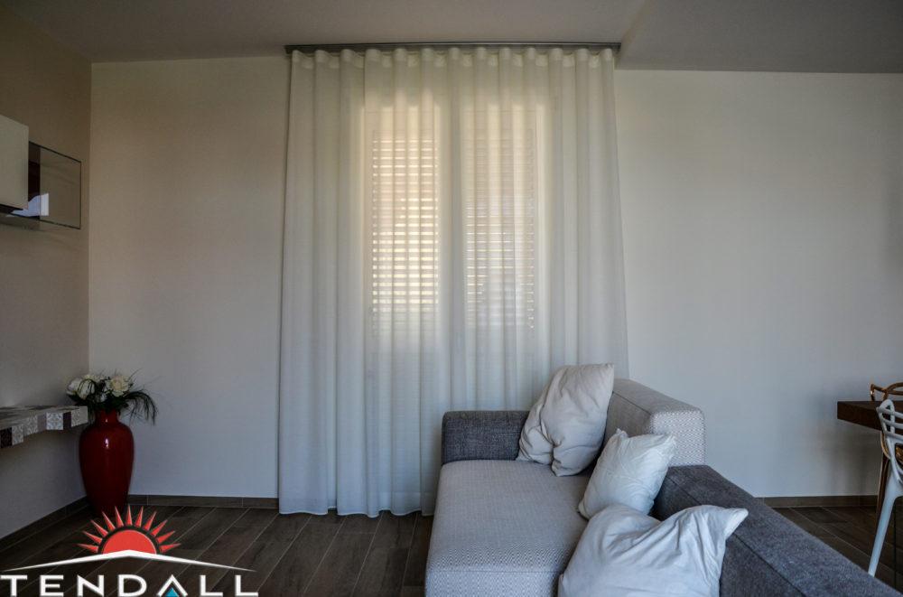 tenda da interno confezionate con tessuto resistente