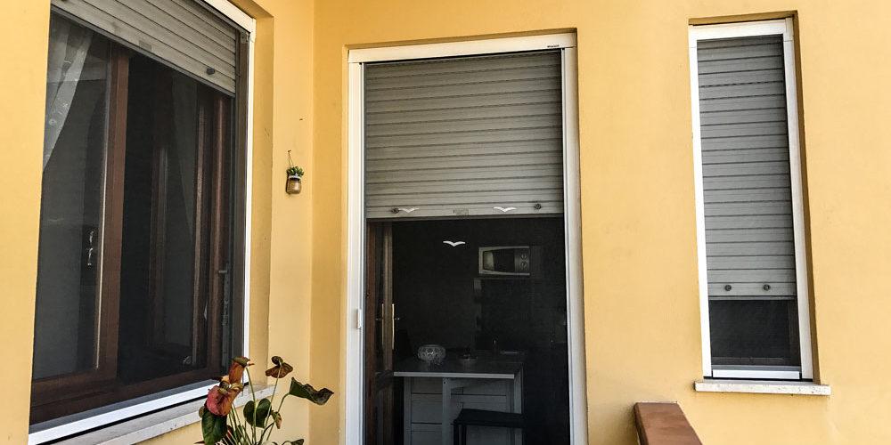 zanzariera per finestra prodotto italiano